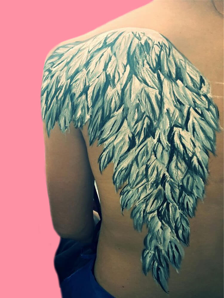 18 Fantastic Bold Body Painting Art Ideas To Try In 2020 Showmybeauty