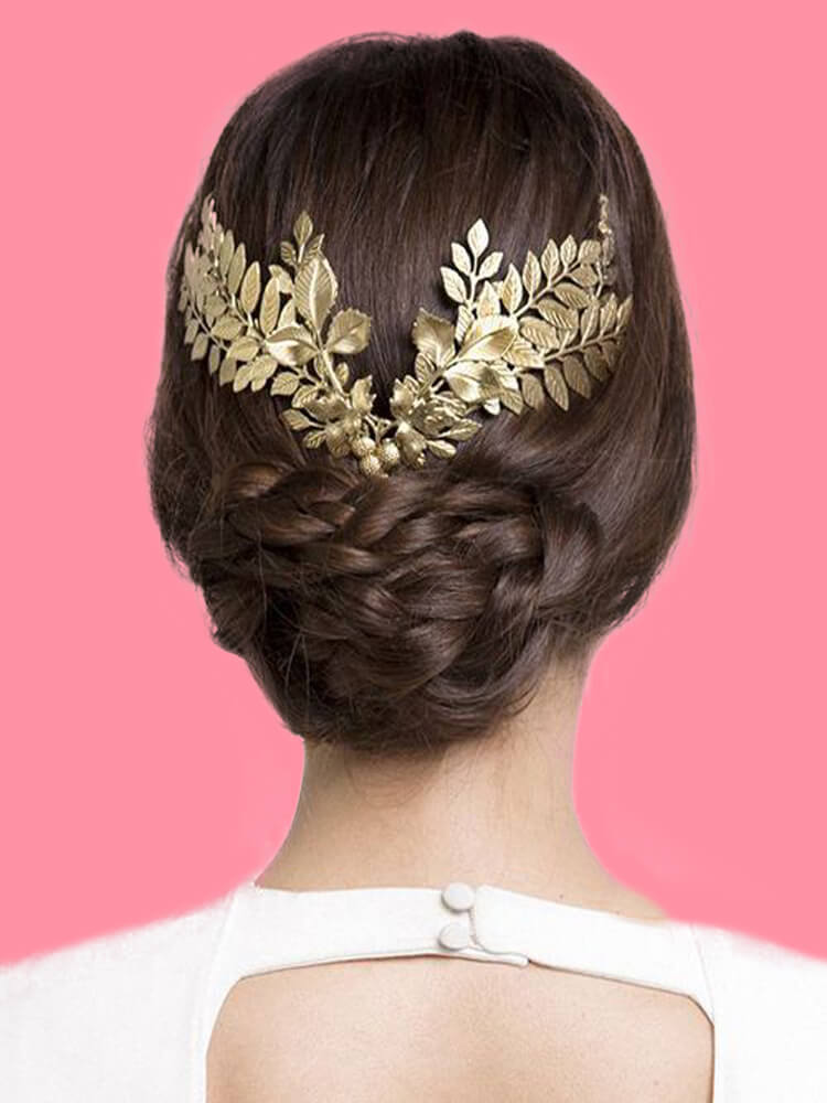 40+ favorite wedding hairstyles to choose for your wedding 11