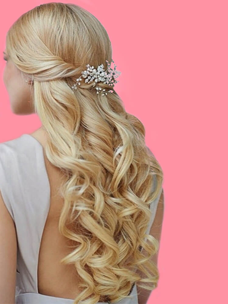 40+ favorite wedding hairstyles to choose for your wedding 12