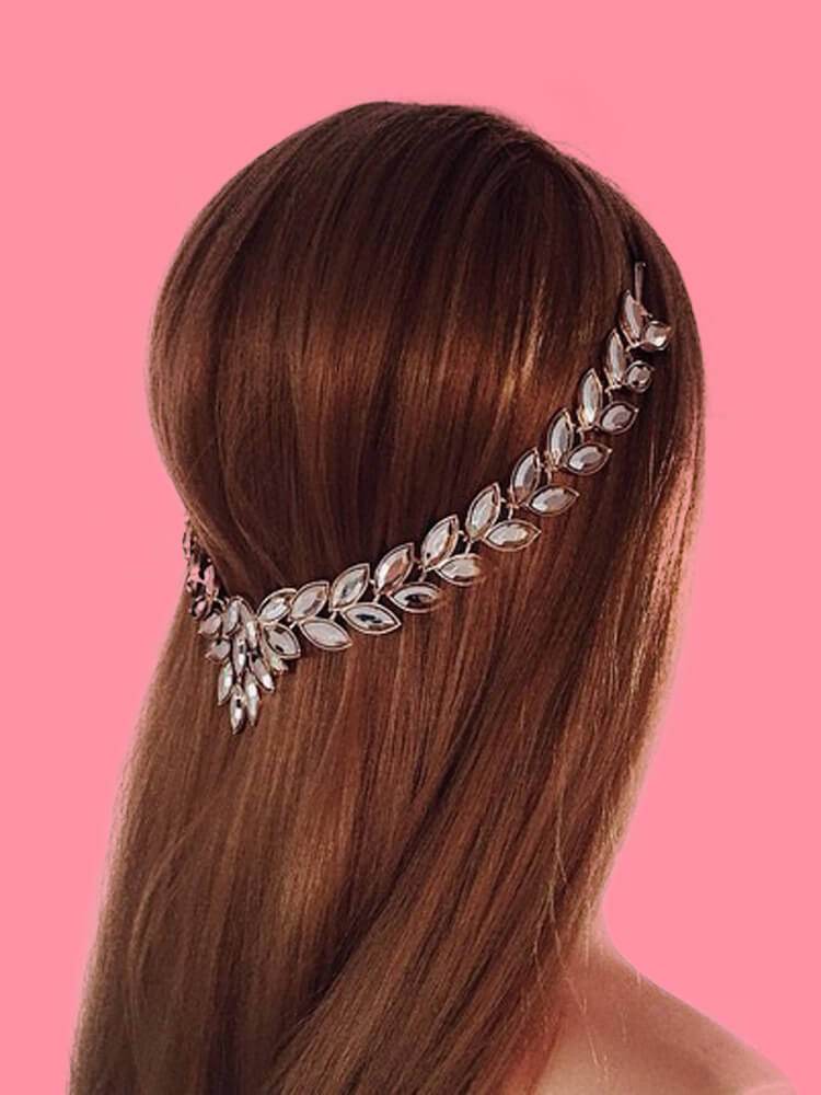 40+ favorite wedding hairstyles to choose for your wedding 15