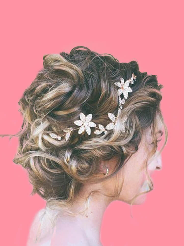 40+ favorite wedding hairstyles to choose for your wedding 16