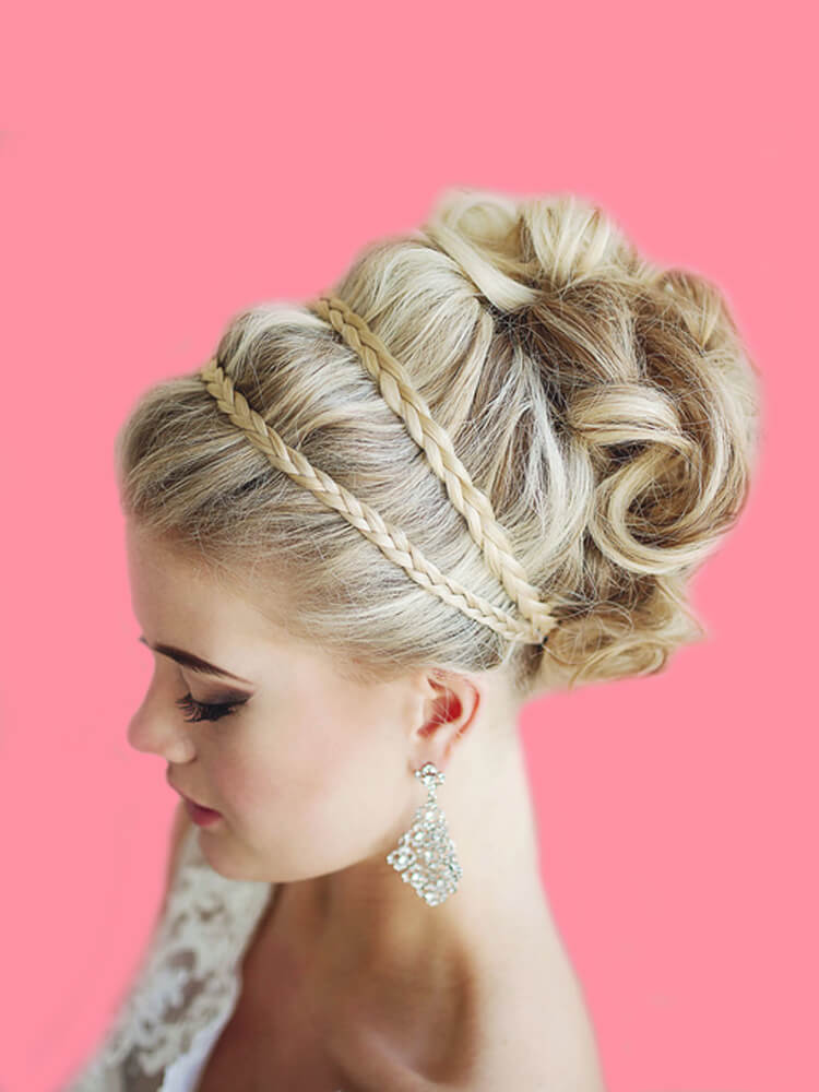 40+ favorite wedding hairstyles to choose for your wedding 17