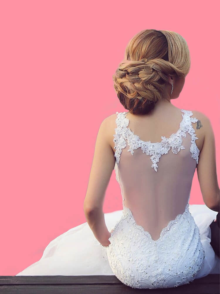40+ favorite wedding hairstyles to choose for your wedding 19