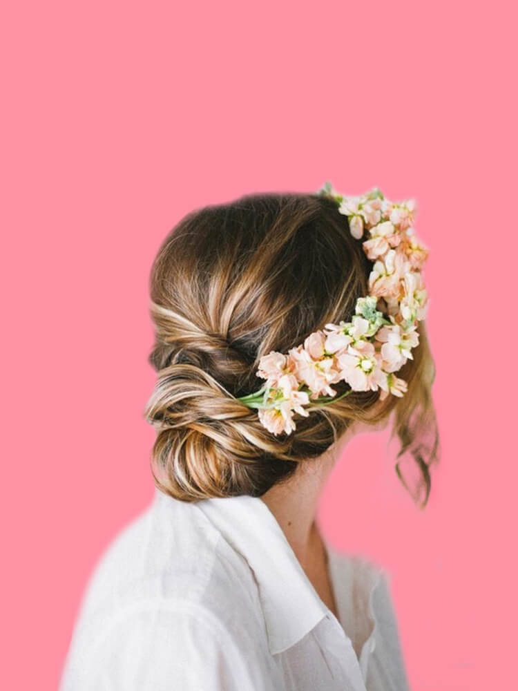 40+ favorite wedding hairstyles to choose for your wedding 2