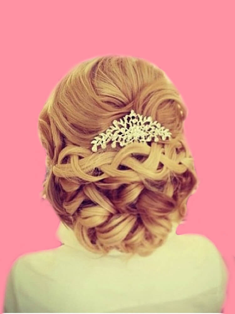 40+ favorite wedding hairstyles to choose for your wedding 21