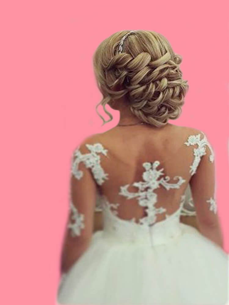 40+ favorite wedding hairstyles to choose for your wedding 24