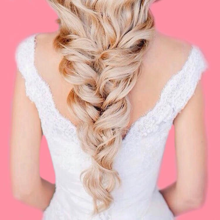 40+ favorite wedding hairstyles to choose for your wedding 25