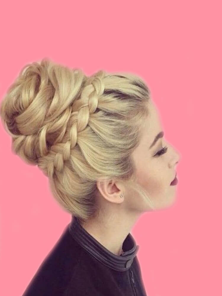 40+ favorite wedding hairstyles to choose for your wedding 26