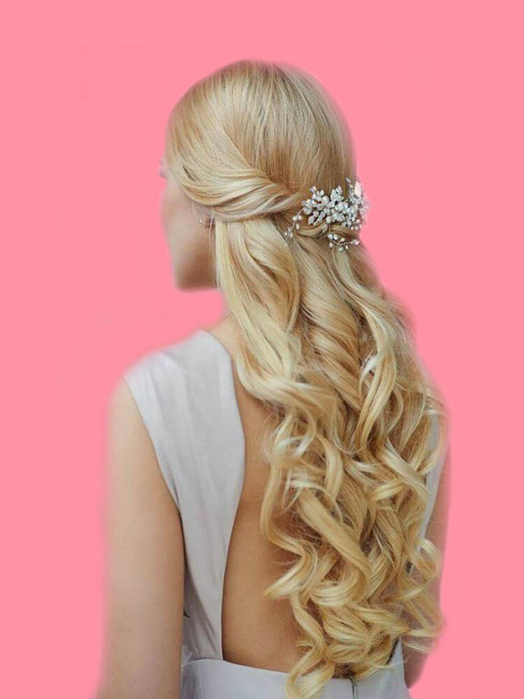 40+ favorite wedding hairstyles to choose for your wedding 27