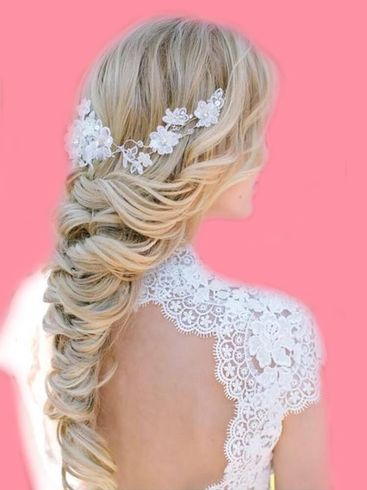 40+ favorite wedding hairstyles to choose for your wedding 28