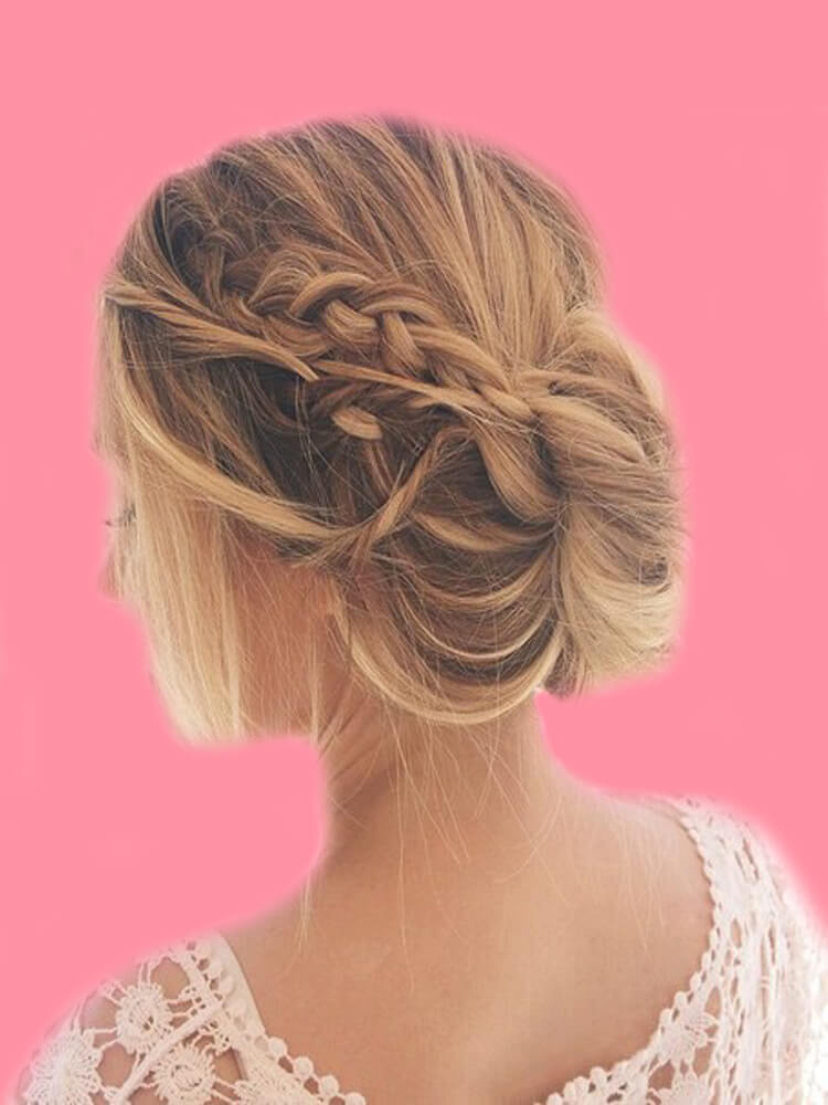 40+ favorite wedding hairstyles to choose for your wedding 30