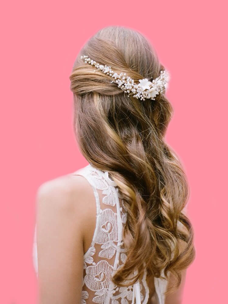 40+ favorite wedding hairstyles to choose for your wedding 31