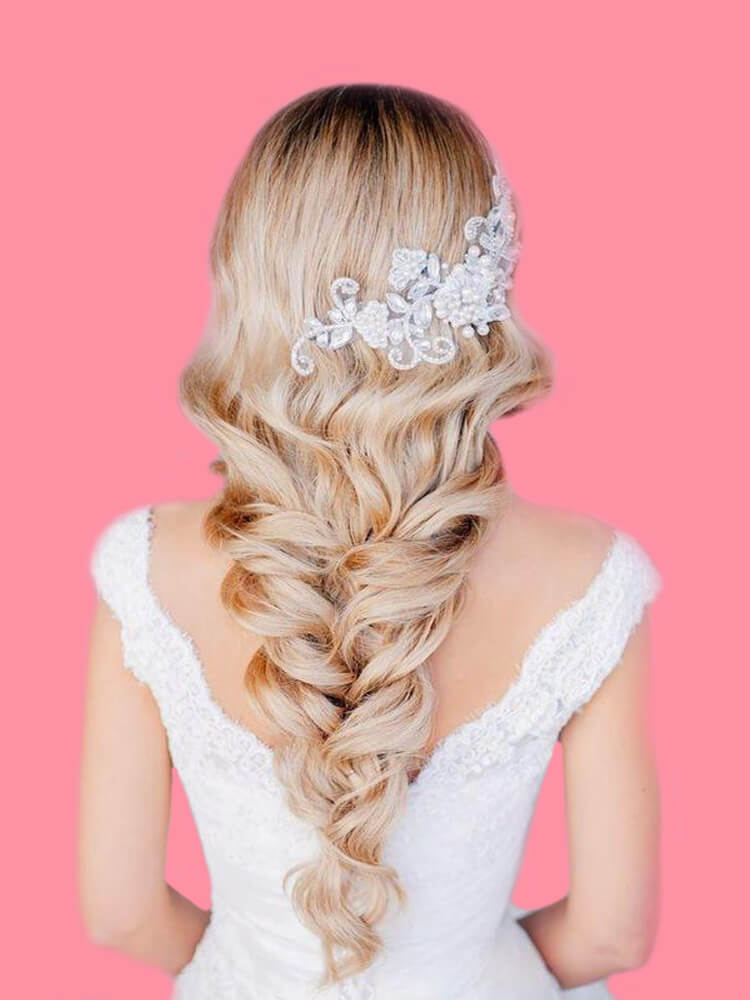 40+ favorite wedding hairstyles to choose for your wedding 32