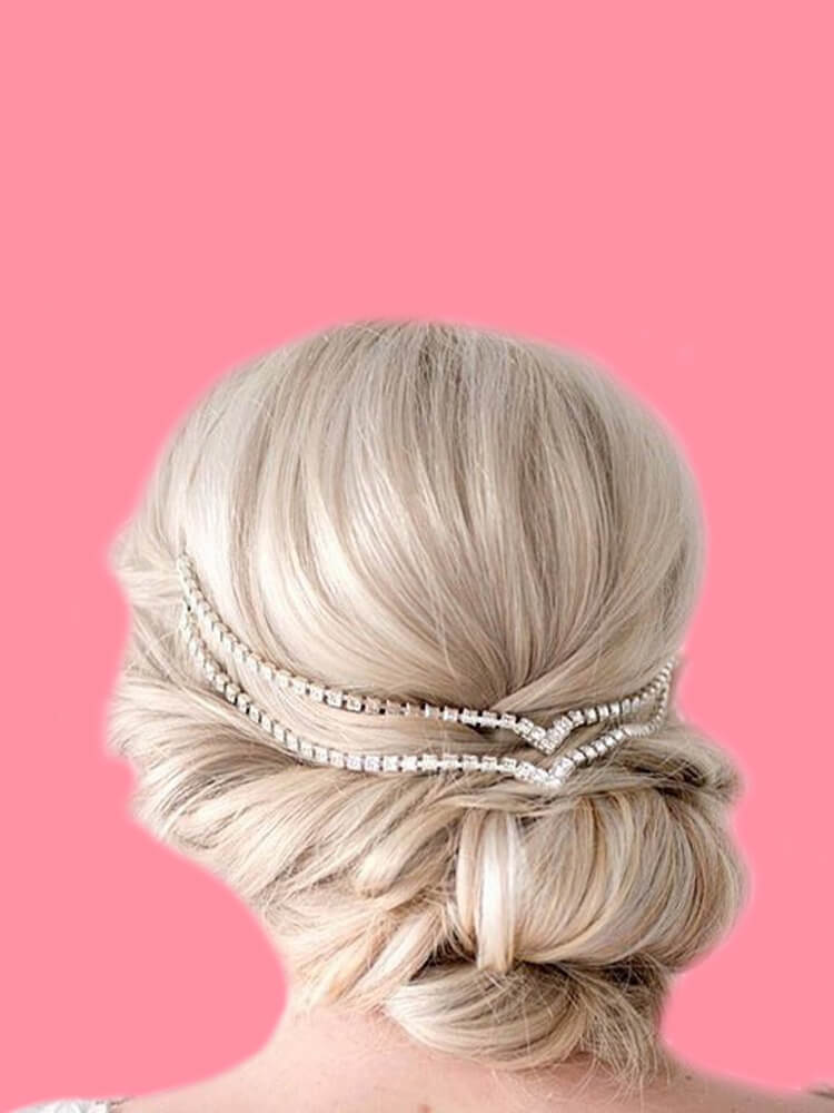 40+ favorite wedding hairstyles to choose for your wedding 33