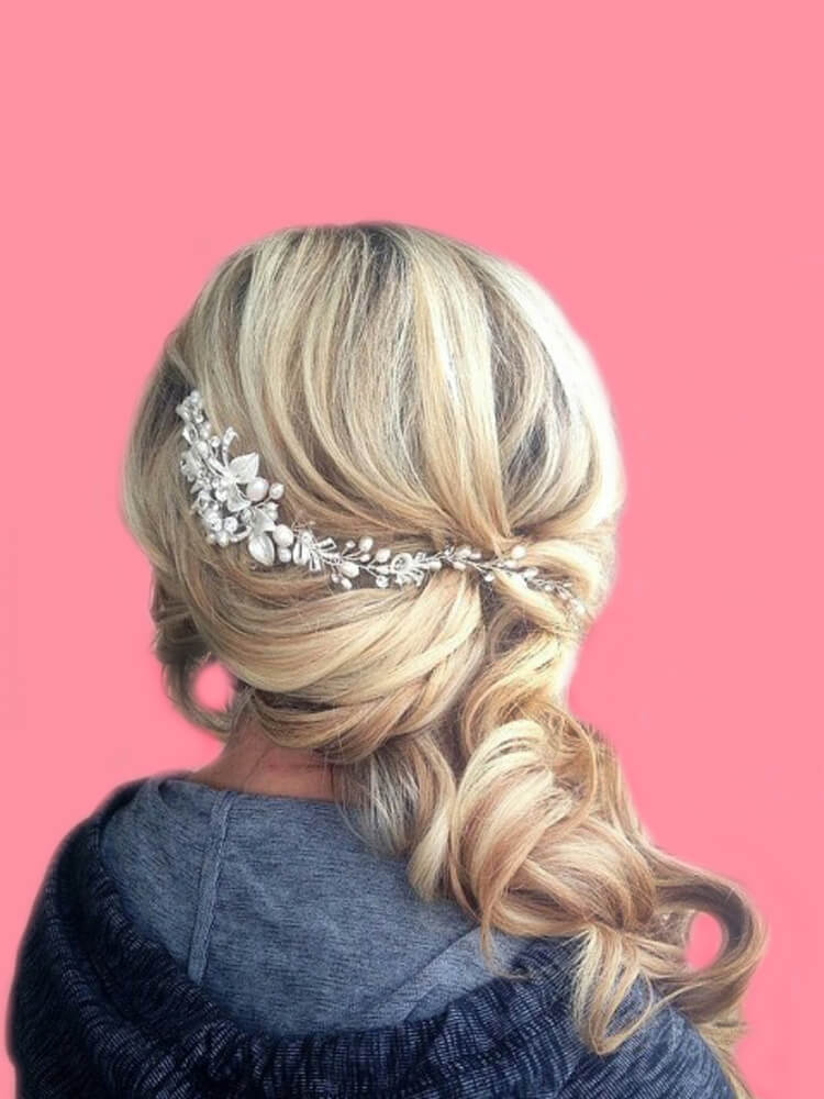 40+ favorite wedding hairstyles to choose for your wedding 34