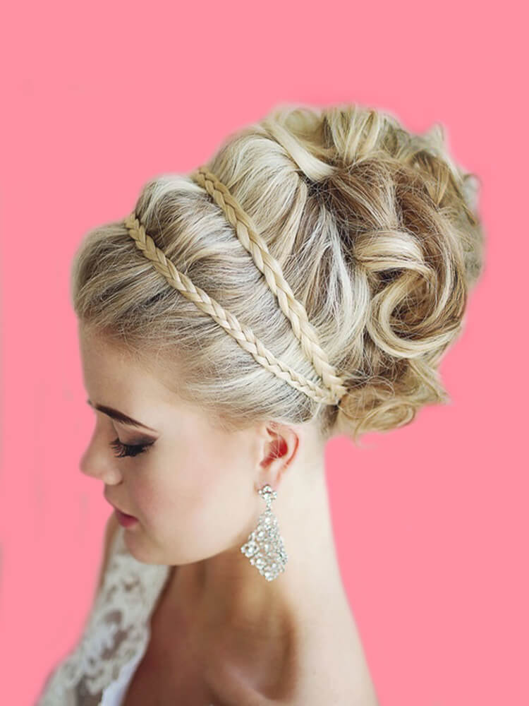 40+ favorite wedding hairstyles to choose for your wedding 35