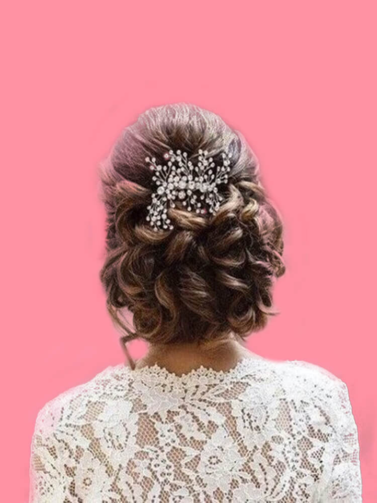 40+ favorite wedding hairstyles to choose for your wedding 38