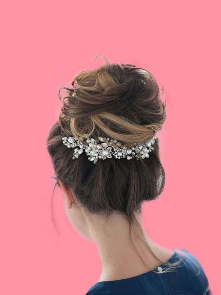 40+ favorite wedding hairstyles to choose for your wedding 39