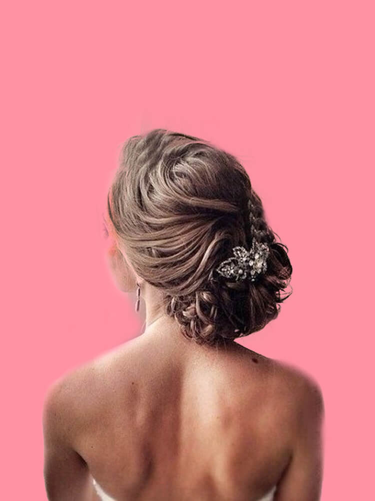 40+ favorite wedding hairstyles to choose for your wedding 9