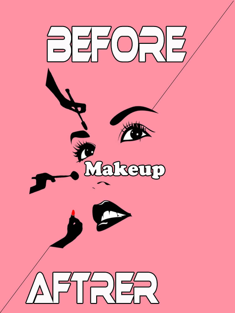 5 Makeup Ideas for your beauty before and after