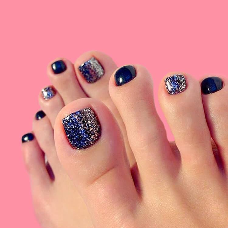 50+ Pretty Toe Nail Design You Should Try In This Summer 35