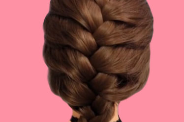 How to BRAID your hair STEP BY STEP