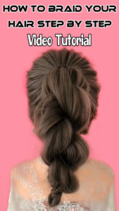 How to braid your hair step by step L3