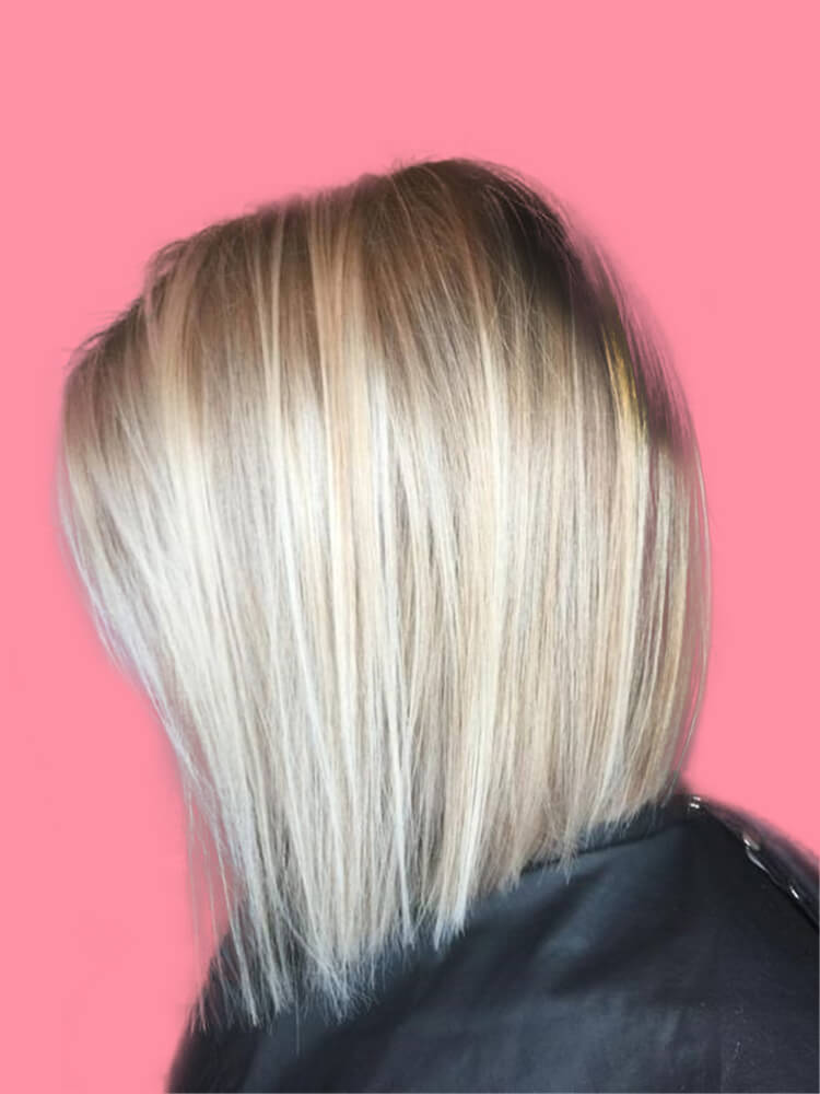 17+ Attractive Straight Medium Length Hairstyles Ideas for Lady's Beauty 1