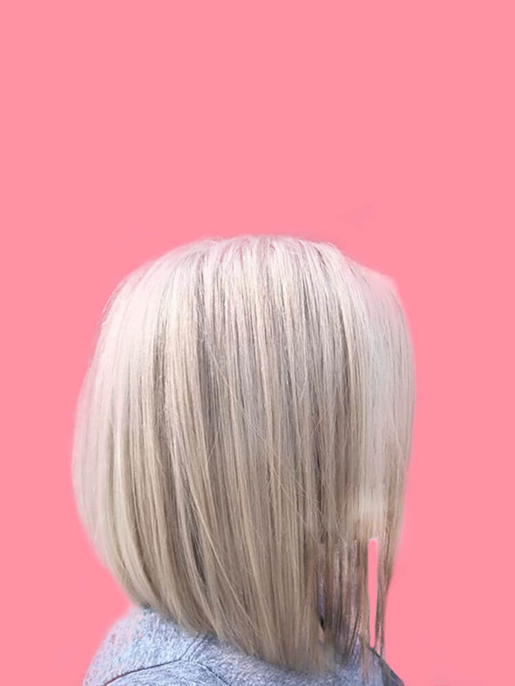 17+ Attractive Straight Medium Length Hairstyles Ideas for Lady's Beauty 6
