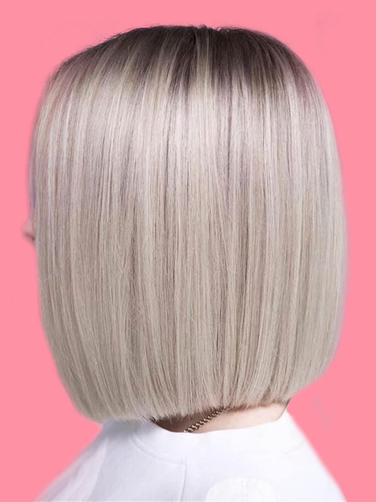 17 attractive straight medium length hairstyles ideas for