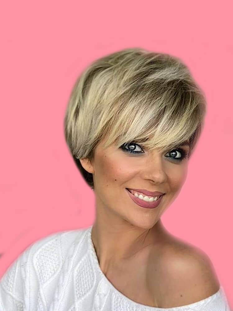 22+ Stunning Short Edgy Pixie Hairstyles Designs and Cuts for this Summer 10