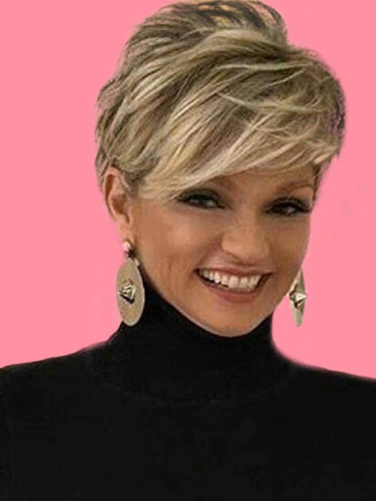 22+ Stunning Short Edgy Pixie Hairstyles Designs and Cuts for this Summer 17