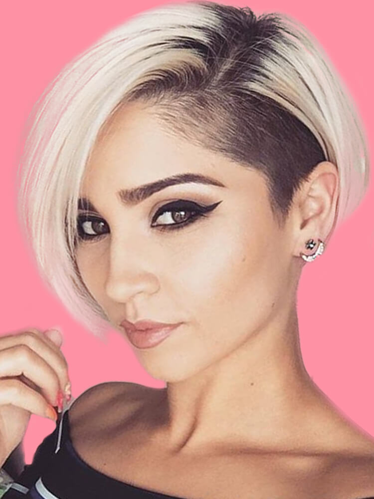 22+ Stunning Short Edgy Pixie Hairstyles Designs and Cuts for this Summer 21