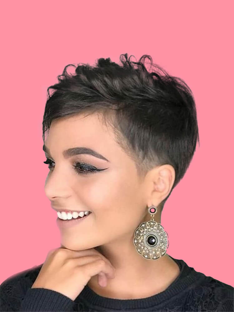 22+ Stunning Short Edgy Pixie Hairstyles Designs and Cuts for this Summer 6