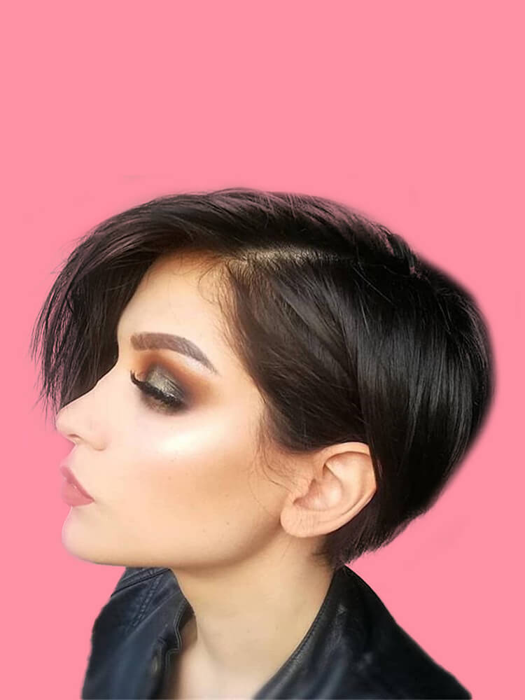 22+ Stunning Short Edgy Pixie Hairstyles Designs and Cuts for this Summer 8