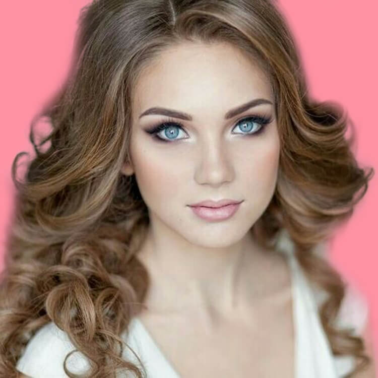 23 + Stunning Wedding Makeups and Hairstyles for Bride to try 22