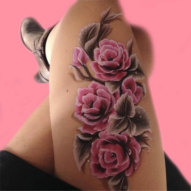 25+ Colorful Bold Body Painting Art Ideas for your Personality 7