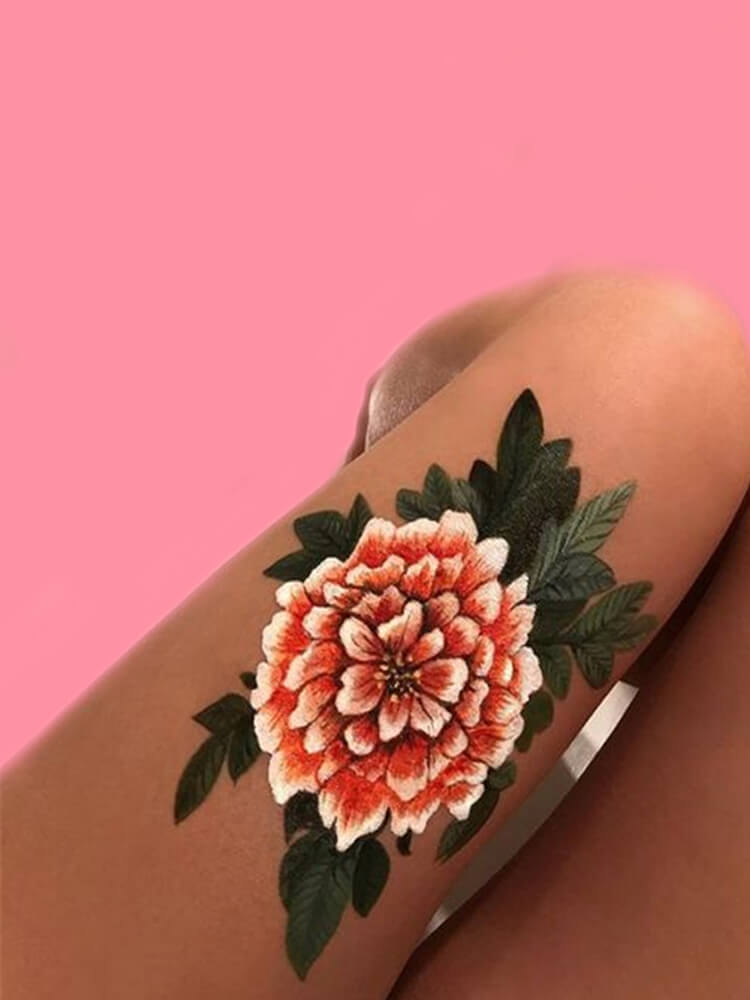 25+ Colorful Bold Body Painting Art Ideas for your Personality 9