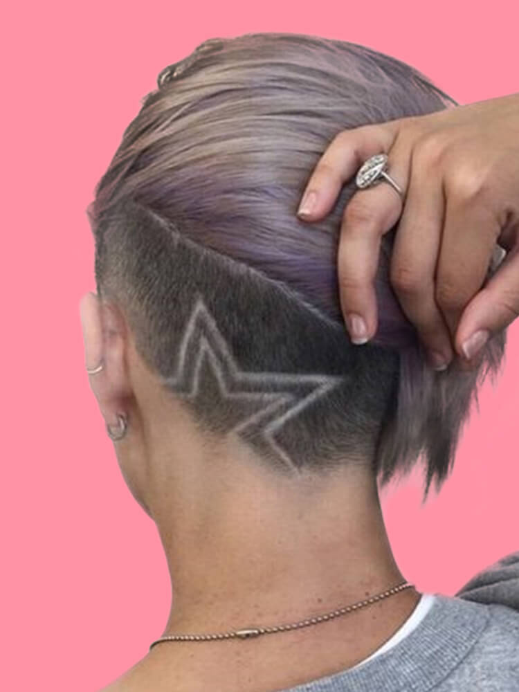 30+ Attractive Chic Undercut Hairstyles Designs to try this Summer 1