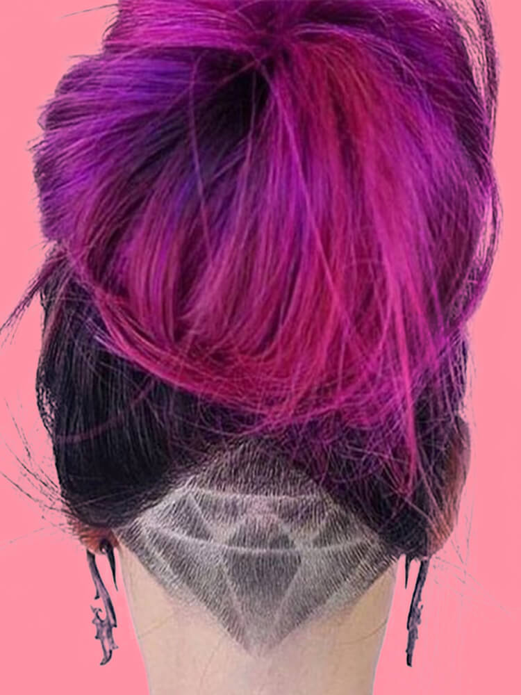 30+ Attractive Chic Undercut Hairstyles Designs to try this Summer 12