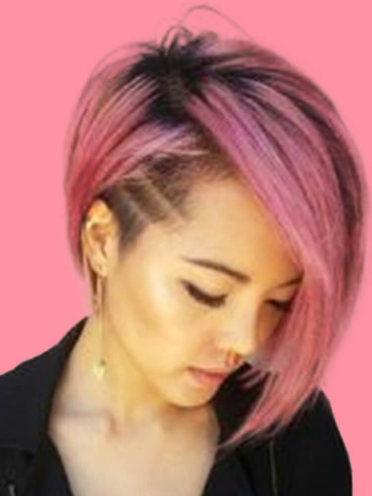 30+ Attractive Chic Undercut Hairstyles Designs to try this Summer 20