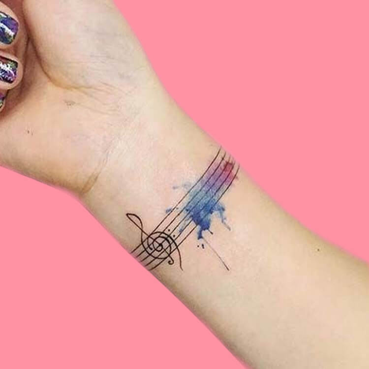 42 Mini Wrist Tattoo Designs to try in this Summer 22