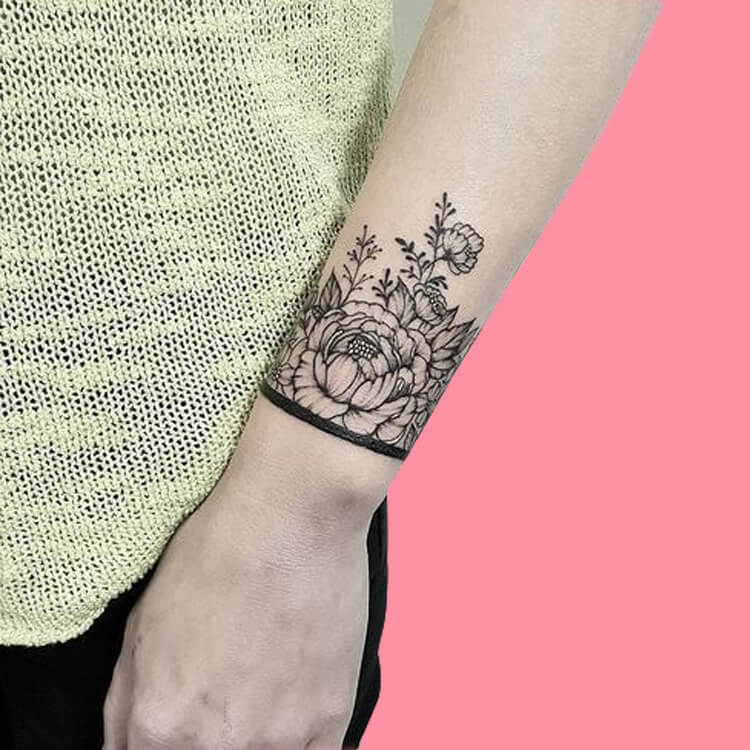 42 Mini Wrist Tattoo Designs to try in this Summer 26
