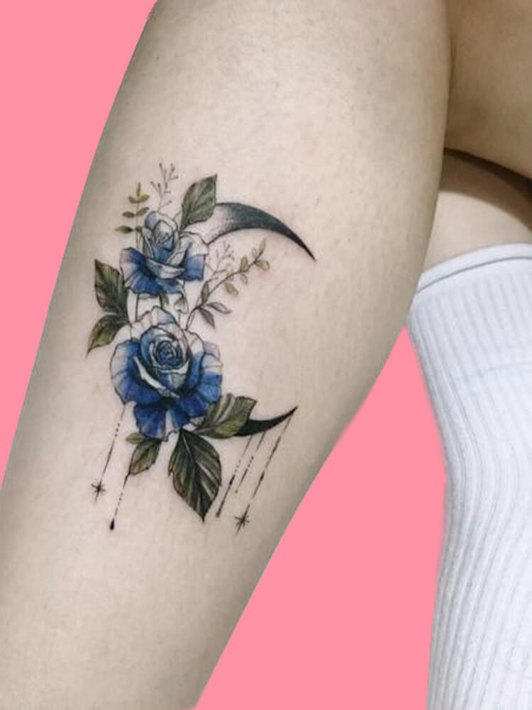 44+ Wonderful Foot Tattoos to try on foot and ankle 2019 Summer 8