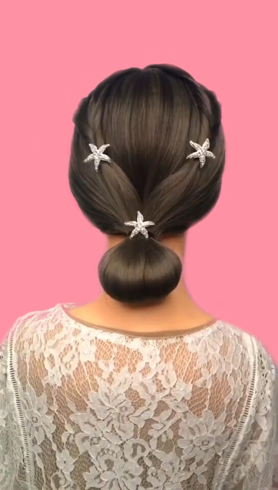 How to BRAID your hair STEP BY STEP 7