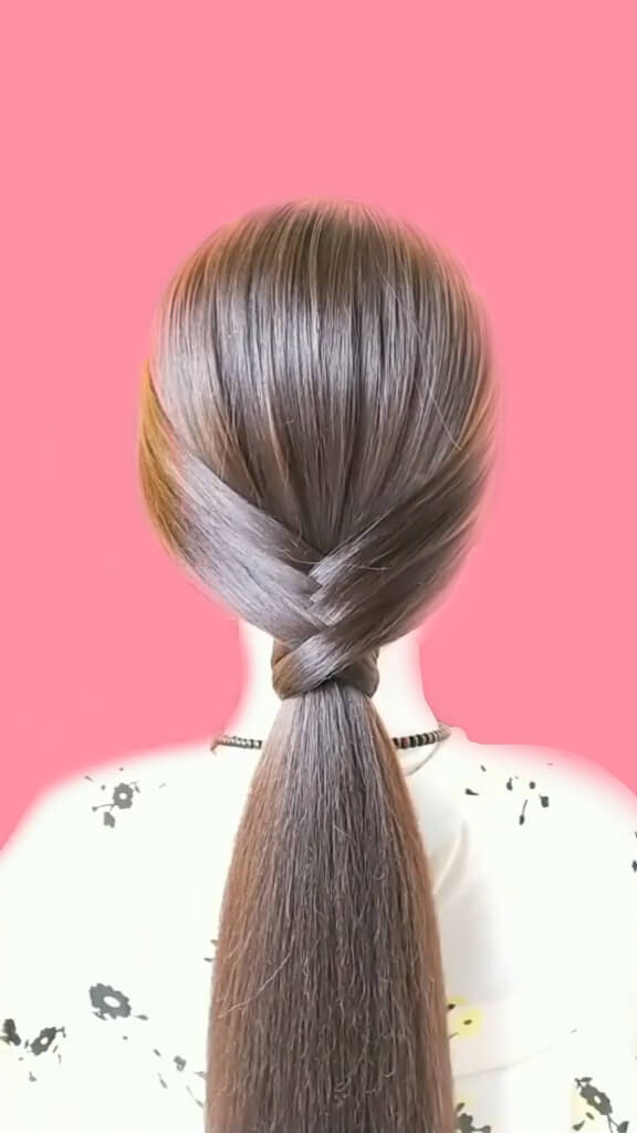 How to BRAID your hair STEP BY STEP 8