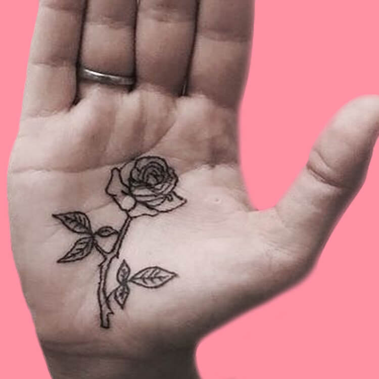 45+ Romantic Rose Tattoo Ideas to try for lady beauty 8