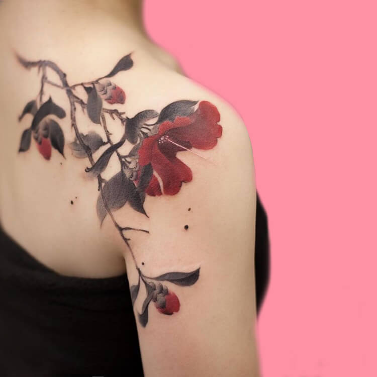 Fascinating Chinese Traditional Tattoo Ideas to try 9
