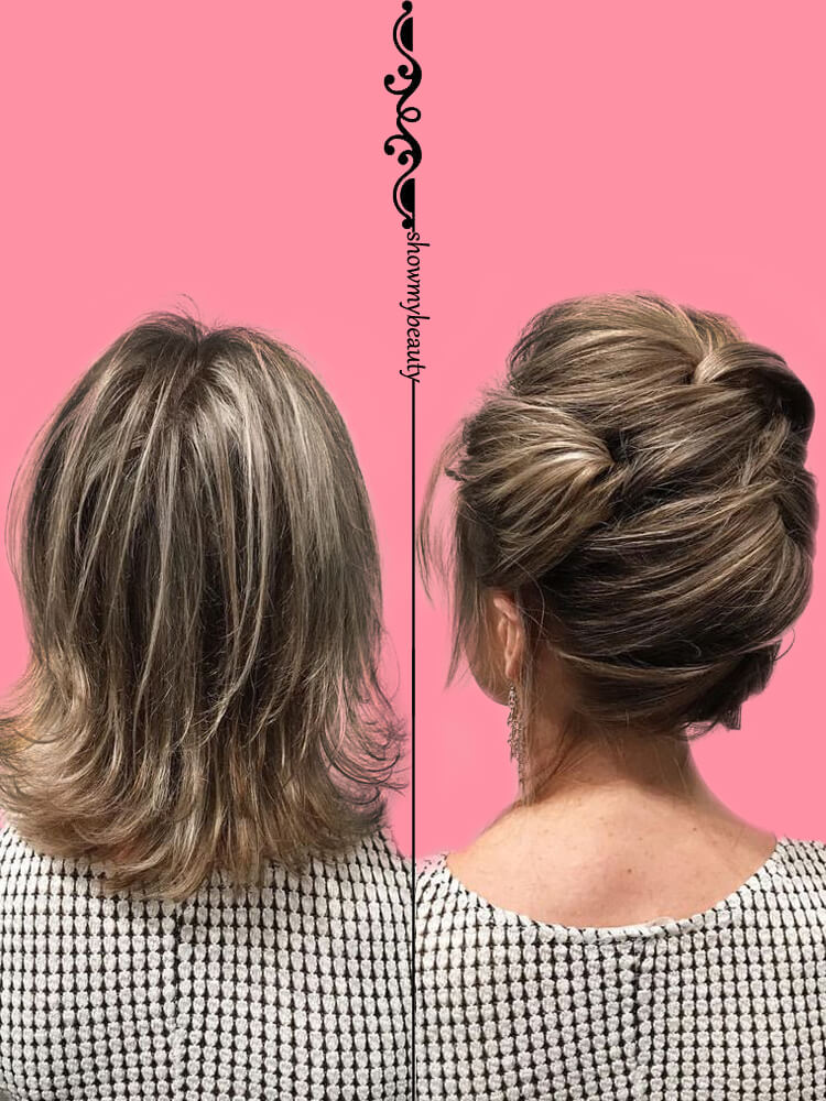 15 Best Wedding Hairstyles for Short Hair 1