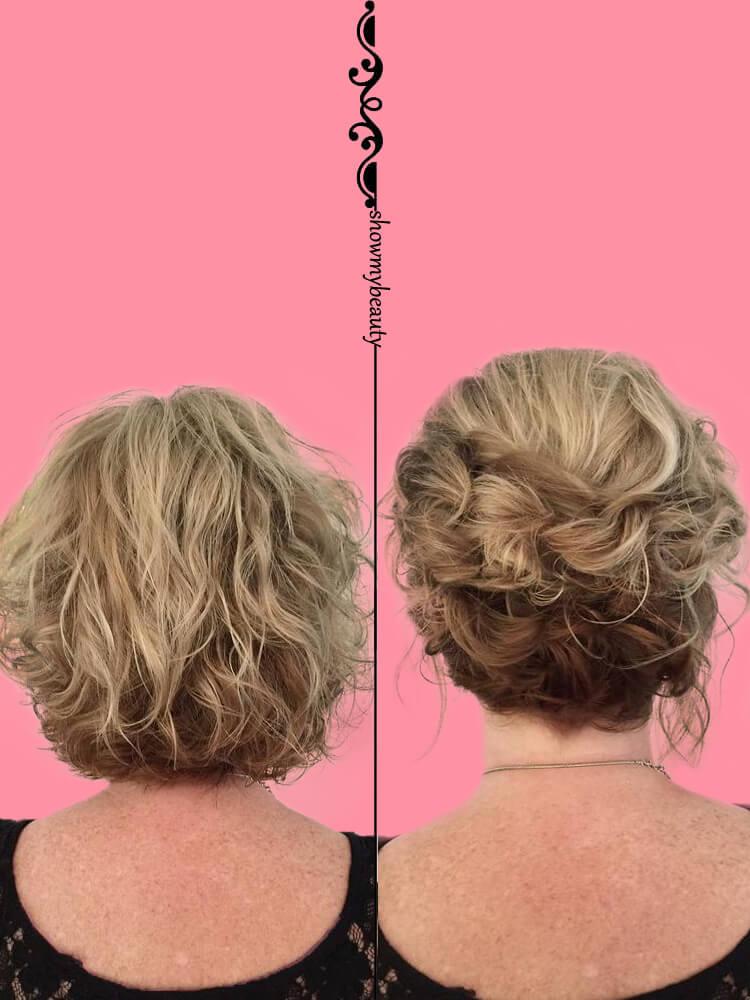 15 Best Wedding Hairstyles for Short Hair 10